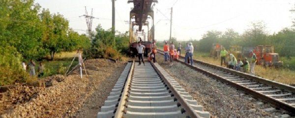 اتمام خط راه آهن ارومیه -مراغه تا اردیبهشت ۹۶