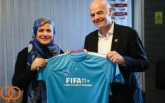 عضویت هراتیان در کمیته تدوین پروژههای AFC