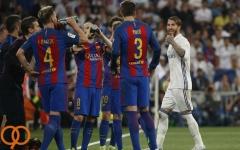 مدیر فنی بارسلونا: فدراسیون فوتبال باید به رفتار راموس عکس العمل نشان دهد