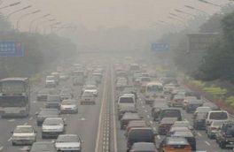 هوای آذربایجان غربی غبارآلود می شود