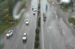 بارش باران در استان آذربایجان غربی