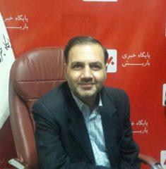 تیتر انتخابی باریش نیوز در مصاحبه با دکتر پیری شبیه نگفتن الا الله بعد از لا اله