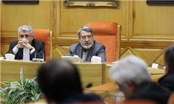 تمیهدات وزیر کشور برای خشکسالی